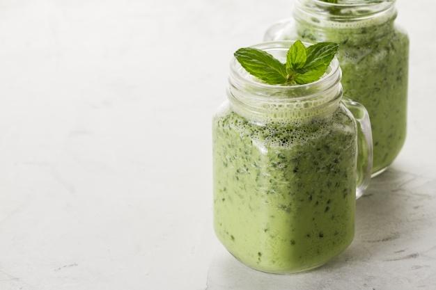 zöld juice